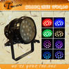 Christmas light 18x10w rgbw led stage par can