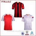 Camiseta de fútbol de calidad de tailandia, fútbol uniforme de fútbol, europea del club de fútbol jersey