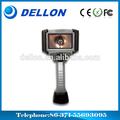De alta calidad 4.3 pulgadas lcd joystick de tungsteno endoscopio flexible
