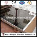 china baratos 304 açoinoxidável folha não 4 acabamento acetinado