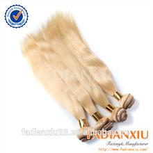 100% pure 5A 22inch virgin european hair weave