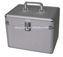 pretty aluminum Cosmetic case ningbo factory