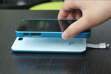 magnetic mobile smart for iPhone5 5S&5C power bank
