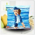 Costumbre decorativo de la impresión Digital diseño fundas de cojines y fundas de almohada a base de en su obra de arte