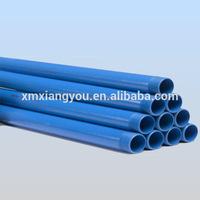 10 inch diameter blue food grade pvc pipe