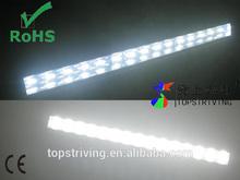 Hot model 15x6 watt white bright leds dmx music control strobe light