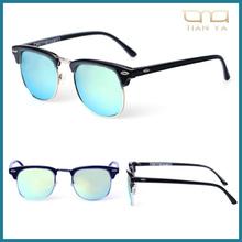 Mirror lens china wholesale wayfarer sunglasses 2015
