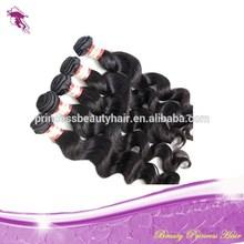unprocessed natural color wonderful good feedback peruvian wavy curly hair