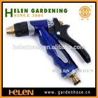 high pressure water spray gun wash w/adjustable Brass tip car washing spray gun