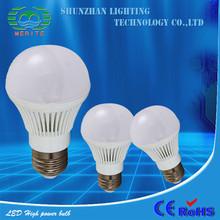 China Good 6W S Solar Adapter 90-265v 5w led bulb