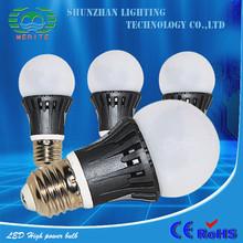 5W Dimmer And Solar Spot S 18W led bulb e27 12v solar power