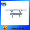 stainless steel yacht cleat,mooring cleat,round tube cleat
