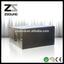 Strong ferrite magnets for speaker