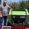 Máquinas agrícolas fazenda prensas( ce n. Ose-- 11- 0606101) rxyk0870 venda quente mini fardos de feno