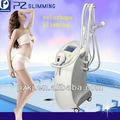 multifunción de vacío para adelgazar la cara con la máquina de masaje de rodillos para el contorno del cuerpo