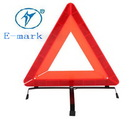 safety warning triangle car security kit