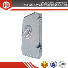 Steel / aluminum quick action marine watertight door