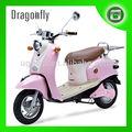 2014 le plus populaire parmi la jeune génération 500w cee scooter électrique avec batterie au lithium amovible