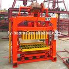 Concrete block machine QT4-40 for Africa