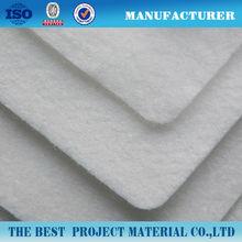 700g/m2 pp/pet short fiber needle punched nonwoven geotextile