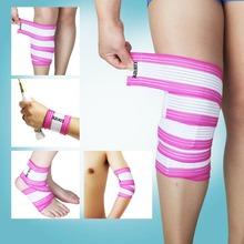 Customized 40cm-180cm wrist &elbow&knee&ankle&calf Elastic bandage support brace