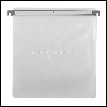 Hanging CD/DVD Plastic Refill Sleeves for Aluminum case