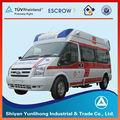 de la marca ford minivan 15 benz asientos de alto techo de ambulancia uci