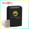 2014 new mini hidden gps sofetware GPS tracker tk106 without SIM card