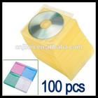 100pcs CD DVD Double
