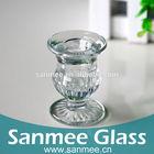 Wedding Glass Candelabra