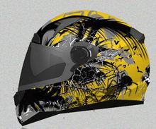 2014 DOT/CE New custom full face helmet /new ECE helmet JX-FF001