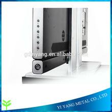 LCD aluminum frames
