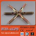 China exportadores parafusos, fornecer todos os tipos do tipo de alta resistência, alta pressão ss304 ss316 stud bolt