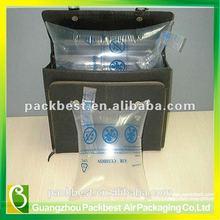 Inflatable air cushion pillow plastic bag polypropylene bag plastic bag insert for handbag