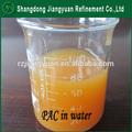 Inorgánicos polímero floculante/de tratamiento de agua productos químicos/eliminación de agua reactivos/coagulante/10% poli cloruro de aluminio