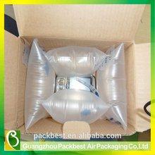 Inflatable air cushion pillow plastic bag transparent bag plastic bag insert for handbag