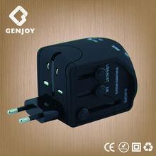 2013 High reputation cheap items to sell power waterproof plug usb travel adaptor