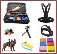 2014 high quality action camera accessories for GOPROS SJ4000 AEE SJCAM from china
