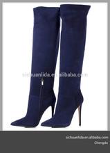large size high heel shoes high heel rubber boots high heel knee boots