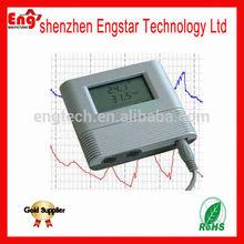 Single use usb temperature data logger plastic accessory injection mould