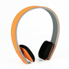 2015 Hot sale high quality rechargeable stereo wireless bluetooth v3.0 bluetooth headset