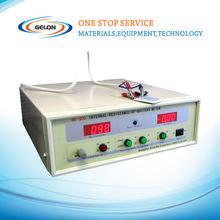 lithium ion cell testing machine for All batteries I-R testing