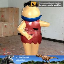 My Dino-balloons robot plastic animatronic cartoon characters