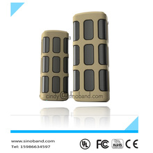 2014 new portable waterproof speaker box for computer/mobile phone
