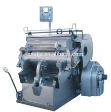2014 Hot Sale CE Standard Die Creasing and Cutting Machine, automatic paper die cutting machine