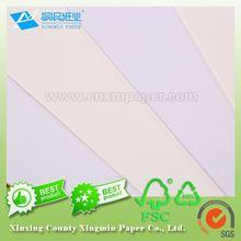 custom sbs c1s ivory board paper jumbo roll /fbb rigid cardboard /lwc snow white paper