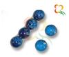 customized logo print compressed ball shape towel
