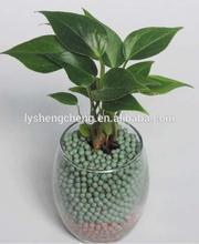 soilless agriculture hydroponic garden clay ball as flower fertilizer flower soil