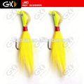 Señuelos de pesca / pesca plantilla de cola de milano de la plantilla / de cola de milano de la plantilla