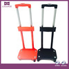 Lockable Handle Four Spinner Wheels Foldable Hand Trolley